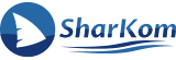 SharKom – Sharing Communication Logo